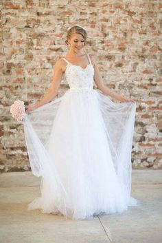 Kaitlin by Lubellos Bridal
