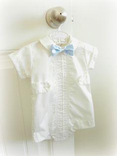 Baby boy bow tie tutorial (gotta make stuff for boys too)