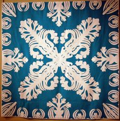 """""""Silversword - Degener's Dream"""" by Louise Young seen at the National Quilt Museum"""