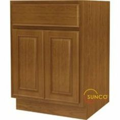 24 IN 2 DOOR WIDE BASE CAB by SUNCO INC.. $151.87. Save 10%!