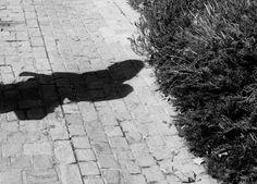 Running Away, Street Photography, Shadows, Sidewalk, Landscape, Blog, Photos, Darkness, Side Walkway