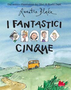 """""""Mi sono chiesto: perché non rendere alcuni ragazzi disabili protagonisti del libro? E non per essere 'politicamente corretti', ma per mostrare la vita com'è veramente"""" Quentin Blake"""