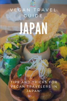 Vegan in Japan: Ultimate Travel Guide Japan Travel Guide, Asia Travel, Tokyo Travel, Beach Travel, Japanese Lifestyle, Vegan Restaurants, Chicago Restaurants, Visit Japan, Best Places To Eat