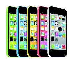 iPhone 5c (AT&T) - 16GB, 32GB - Green, Blue, Yellow, Pink, White