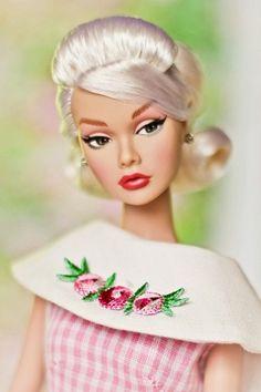 Beautiful custom Barbie
