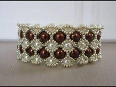 Svetlana McDaniel shows how to make this beautiful beaded bracelet with glass pearls! https://plus.google.com/u/0/+SvetlanaMcDaniel/posts *** Subscribe *** h...