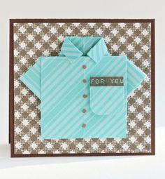 Tracy Schultz GCD June Man's shirt