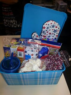 July 4th gift... Great for a Secret Pal gift!