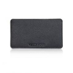 Walker Avenue - Highway Cardholder Business Holder in Black