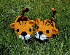 los 1 escarpines mas tiernos del mundo hechos en crochet 6