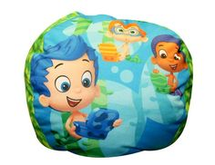 Nickelodeon Bubble Guppies Totally Guppies Bean Bag $36.51 (17% OFF)