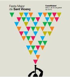 Festa Major d'hivern a Castellbisbal (gener 2015)