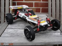Vintage  Kyosho RC Cars - The ULTIMA
