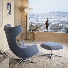 Grand Repos loungestoel | Vitra