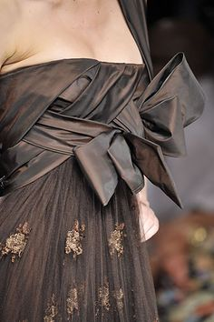 Elie Saab Fall 2008 Couture