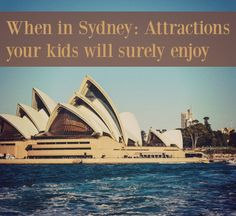 Looking for a fun location to take your kids during a holiday? Sydney has tons of fun and exciting attractions for children: aquariums, zoos, parks and beaches, as well as amusement parks and even interactive museums. Without further ado, here are some select attractions that your kids will surely enjoy. Ride the Ferris wheel atContinue Reading …