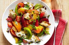 Stephanie Izard's (Chef @ Girl & a Goat) Recipe for Tomato, Stone ...