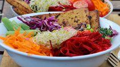 Voulez-vous manger plus de légumes? Le bol dragon est la solution!