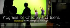 Check out our fun programs for kids and teens!  www.kdstudio.com