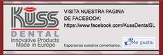 Buenos días a todos, desde Kuss-Dental os deseamos una feliz semana. https://www.facebook.com/KussDentalSL No dejéis de visitar nuestra web en la Red.  http://www.kuss-dental.es/es/home.html