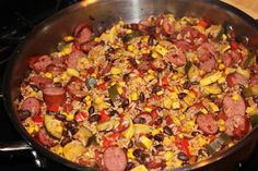 Breakfast Rice Cakes with Chinese Sausage | Recipe | Chinese Sausage ...