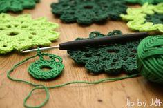 Mollie Makes Crochet Coasters