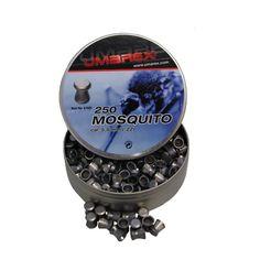 Umarex Mosquito Flachkopf-Diabolos - 5,5mm - 250 Schuss