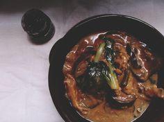 Kare-Kare with Ginisang Bagoong Kare Kare, Shrimp Paste, Iron Pan, Fudge, Faith, Ethnic Recipes, Blog, Blogging, Loyalty