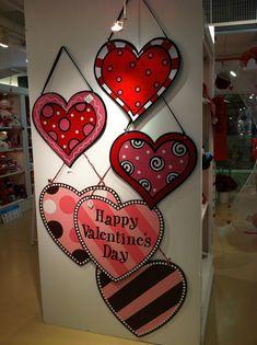 Valentine's Display from our Atlanta Showroom @AmericasMart Atlanta Summer 2013! #burtonandburton #valentine