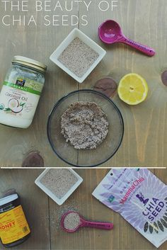 Benefits of Chia Seeds for Hair and Skin