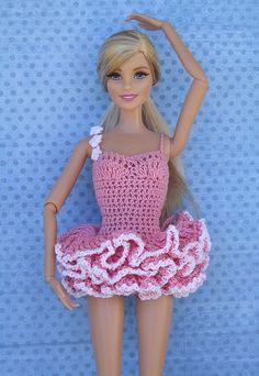 PK132   by Barbie Fashion Clothes