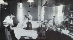 OLD TIME BARBER SHOP