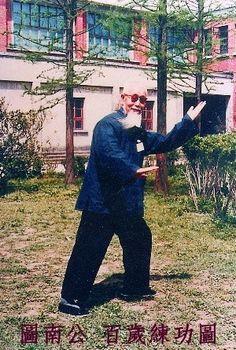 Wu Style Tai Chi Grandmaster, Wu Tunan - Read about his long and fascinating life at TAI CHI CROSSROADS http://taichicrossroads.blogspot.com