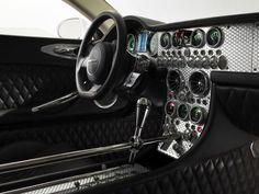 Spyker Aileron interior