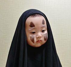 Little cutie 👻 Cute Baby Meme, Cute Love Memes, Baby Memes, Cute Baby Girl, Twin Baby Boys, Twin Babies, Baby Kids, Cute Asian Babies, Cute Babies