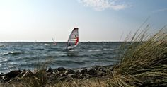 Noch einmal Windsurfen in Brouwersdam in Holland