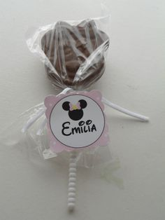 Minnie Mouse Party Favors #minniemouse #partyfavors