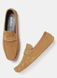 7f414b248 Buy Mast   Harbour Tan TPR Low Ankle Loafers online
