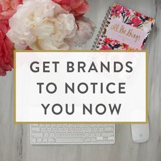 Get Brands To Notice You Now | It Starts With Coffee | Bloglovin'