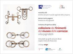 Napoli, Villa Pignatelli Museo delle Carrozze Collezione dei Finimenti Apertura mercoledì 29 aprile alle ore 18.00