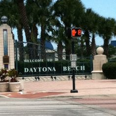 Daytona Beach, FL  Boardwalk entrance