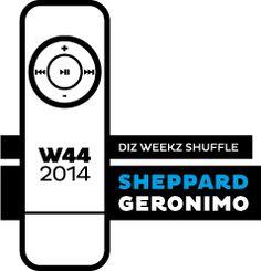 Sheppard - Geronimo 'diz weekz shuffle' © 2014 dizizsander. #music