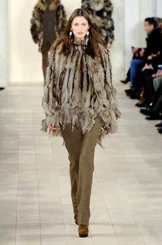 Ralph Lauren Autumn/Winter 2015 | Fashion, Trends, Beauty Tips & Celebrity Style Magazine | ELLE UK