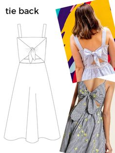 10 Design Hack Ideas for the Seren Dress sewing baby sewing clothes sewing for beginners sewing gifts sewing projects Dress Sewing Patterns, Clothing Patterns, Pattern Dress, Boutique Style, Diy Kleidung, Clothing Hacks, Diy Clothes Hacks, Upcycling Clothing, How To Make Clothes