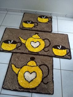 Cost Of Carpet Runners For Stairs Product Shag Carpet, Diy Carpet, Rugs On Carpet, Cost Of Carpet, Crochet Carpet, Pom Pom Rug, Shaggy Rug, Crochet Butterfly, Cheap Carpet Runners