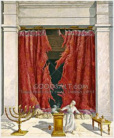 Bildergebnis für Veil of the tabernacle of Moses Tabernacle Of Moses, Arte Judaica, Jewish Temple, Bible Illustrations, Bible Pictures, Prophetic Art, Biblical Art, Old Testament, Bible Stories