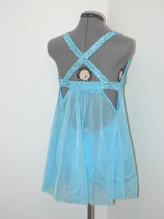 www.glitzagain.com    Dance Costumes, Rhinestones, Glitz, blue, sky, Group Dance, Lyrical, Contemporary, Dance