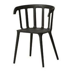 IKEA PS 2012 Armchair, black - IKEA