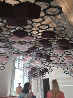Ied Barcelona, School Design, Retro, Chandelier, Ceiling Lights, 3d, Mirror, Frame, Home Decor
