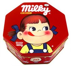 fujiya : milky